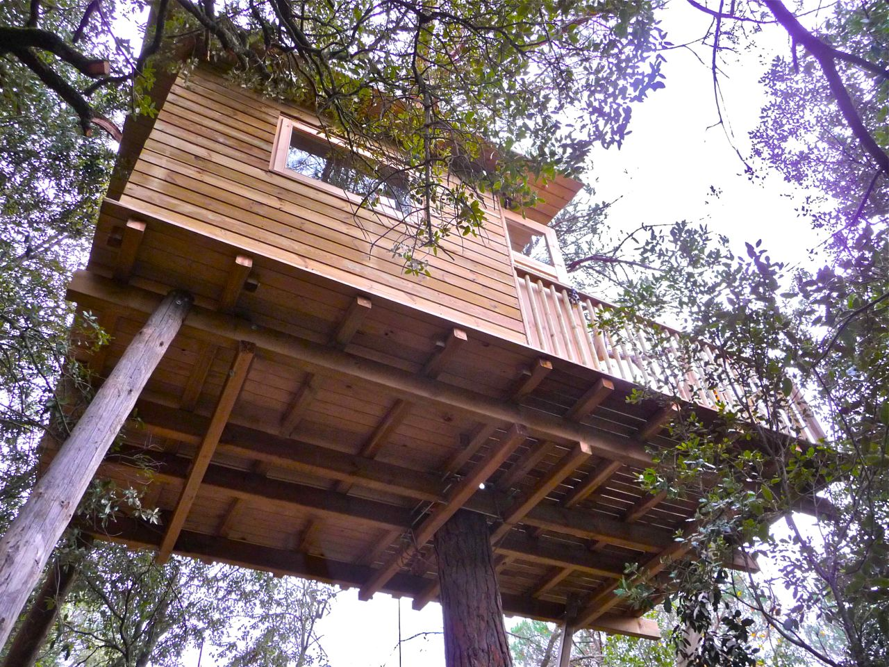 Paseando por el pais vasco - Constructores de casas de madera ...